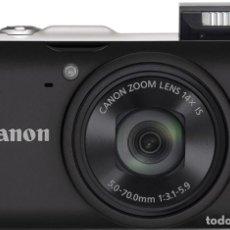 Cámara de fotos: CAMARA COMPACTA CANON POWERSHOT SX230 HS.. Lote 234583030