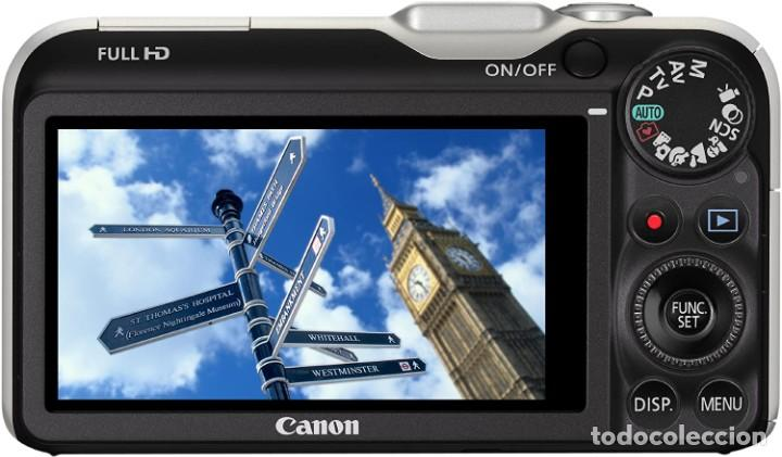 Cámara de fotos: CAMARA COMPACTA CANON POWERSHOT SX230 HS. - Foto 2 - 234583030