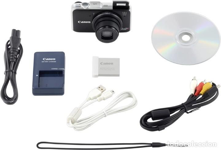 Cámara de fotos: CAMARA COMPACTA CANON POWERSHOT SX230 HS. - Foto 5 - 234583030