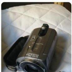 Cámara de fotos: SONY HANDYCAM DCR-SR52. Lote 235827620