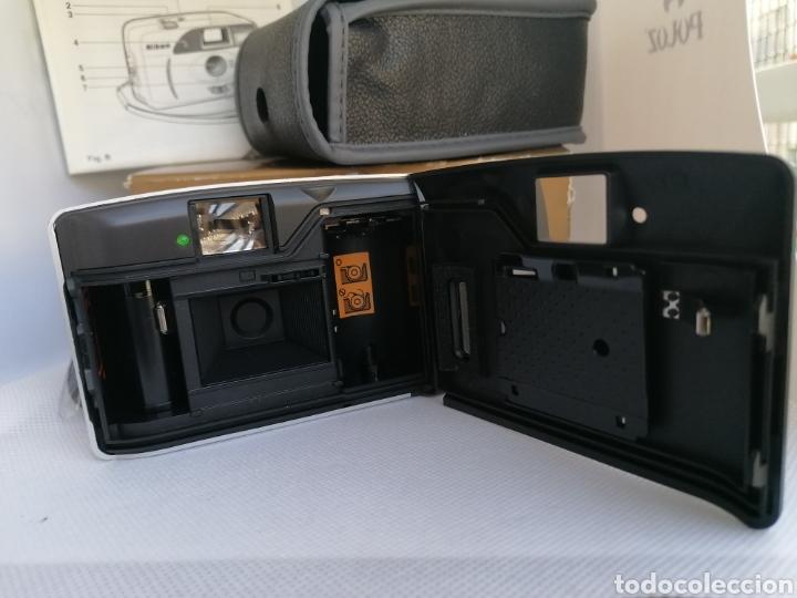 Cámara de fotos: RARA CAMARA NIKON EF500SV 35 mm (135) !!NUEVA!! - Foto 11 - 242453765