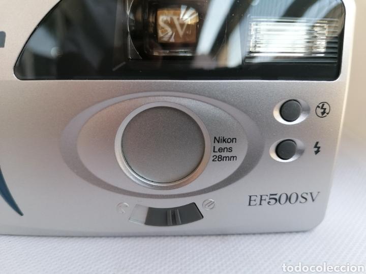 Cámara de fotos: RARA CAMARA NIKON EF500SV 35 mm (135) !!NUEVA!! - Foto 15 - 242453765