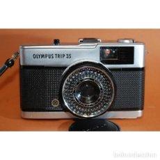 Cámara de fotos: OLYMPUS TRIP 35 AÑO 1966. Lote 243790450