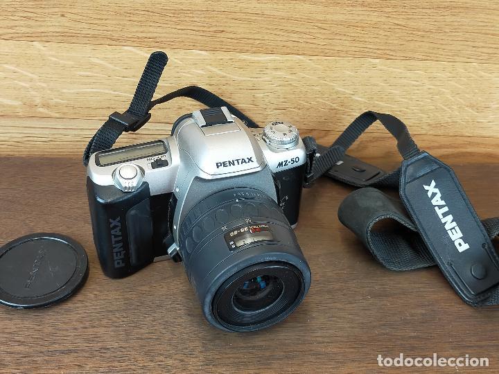 CÁMARA FOTOGRÁFICA PENTAX MZ-50 (Cámaras Fotográficas - Panorámicas y Compactas)