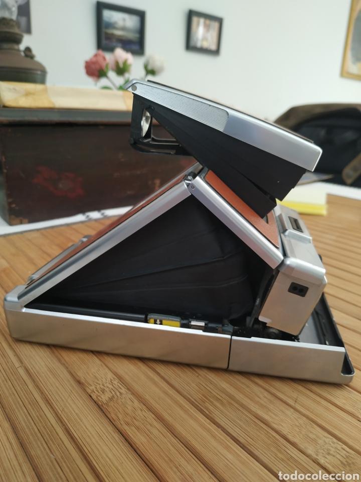 Cámara de fotos: Polaroid sx70 - Foto 3 - 248093910