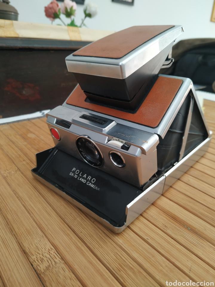 POLAROID SX70 (Cámaras Fotográficas - Panorámicas y Compactas)