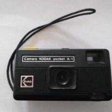 Cámara de fotos: CAMARA DE FOTOGRAFÍA KODAK POCKET A-1. Lote 249521315