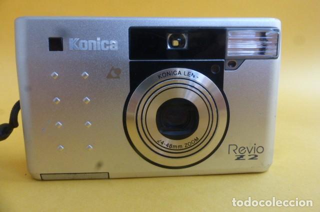 Cámara de fotos: Konica Revio Z 2..Pelicula. APS. Para coleccion..no probada. - Foto 2 - 253987515