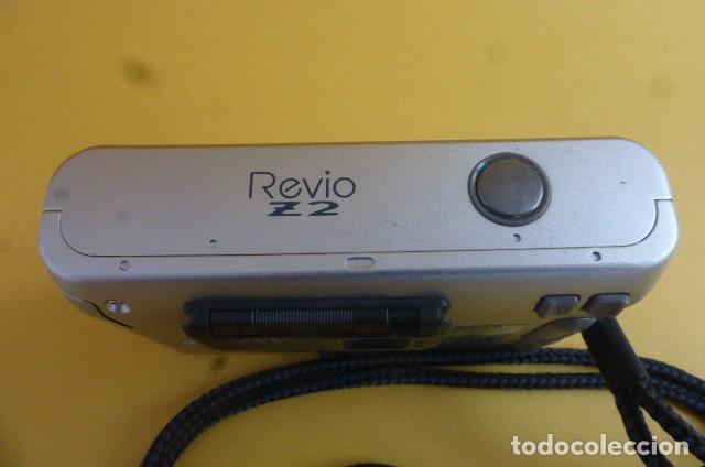 Cámara de fotos: Konica Revio Z 2..Pelicula. APS. Para coleccion..no probada. - Foto 5 - 253987515