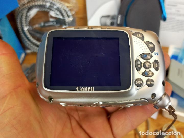 Cámara de fotos: Canon PowerShot D10 - Cámara Digital Compacta 12.1 MP - Plata - Foto 8 - 255356735