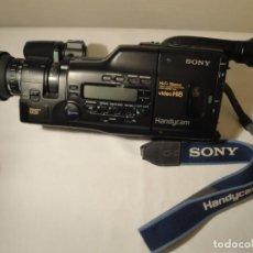 Cámara de fotos: CÁMARA DE VÍDEO SONY HI 8 V600E, HI-FI STEREO.. Lote 255437280