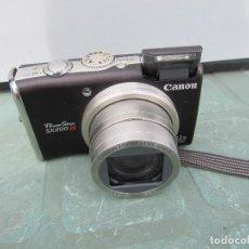 Cámara de fotos: CANON POWERSHOT SX200 IS-PARA PIEZAS. Lote 257462935