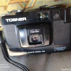 Cámara de fotos: TOSNER T-35F DE TOSHIBA CÁMARA DE PELÍCULA DE 35 MM. Lote 258831220