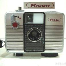 Cámara de fotos: DIFICIL RICOH AUTO HALF L - CAMARA DE FOTOS 35 MM - JAPAN AÑOS 70- FOTOGRAFICA VINTAGE. Lote 263926465