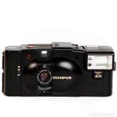 Fotocamere: OLYMPUS XA2 + FLASH A11 ¡PEQUEÑA DE CALIDAD!. Lote 264266344