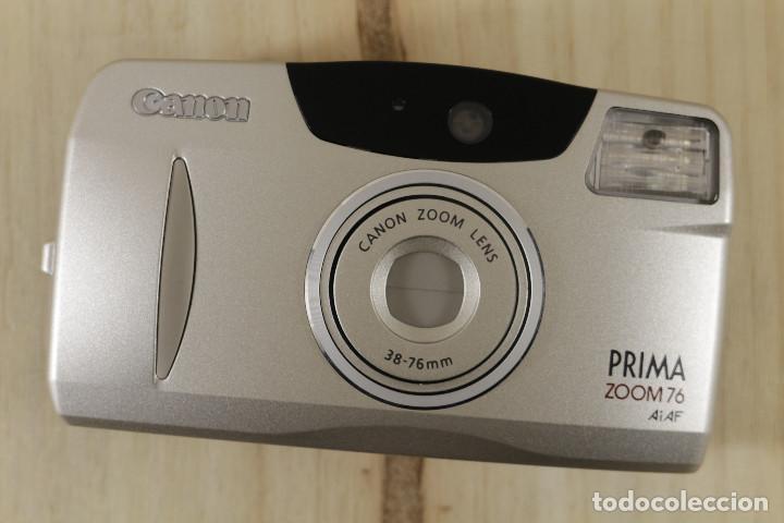 CANON PRIMA ZOOM 76 (Cámaras Fotográficas - Panorámicas y Compactas)