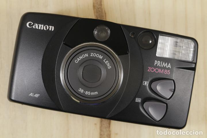 CANON PRIMA ZOOM 85 (Cámaras Fotográficas - Panorámicas y Compactas)