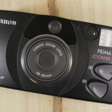 Fotocamere: CANON PRIMA ZOOM 85. Lote 266843044