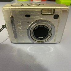 Cámara de fotos: CÁMARA PENTAX OPTIO S50. FUNCIONA CON 2 PILAS Y TIENE PARA TARJETA DE MEMORIA. Lote 268805994