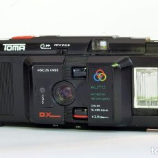 Cámara de fotos: RARA CÁMARA ANALÓGICA COMPACTA TOMA M-616. Lote 272901658