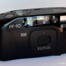 Cámara de fotos: CÁMARA ANALÓGICA COMPACTA RICOH FF-10. Lote 275232843