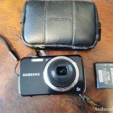 Cámara de fotos: CAMARA DIGITAL SAMSUNG PL21014,2 MP - 15X ZOOM OPTICO 4,9-24,5MM 1:3.5--5.9 27MM. Lote 275276698