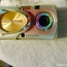 Cámara de fotos: CÁMARA DIGITAL OLYMPUS DE 4 MEGAPIXEL. Lote 275797683