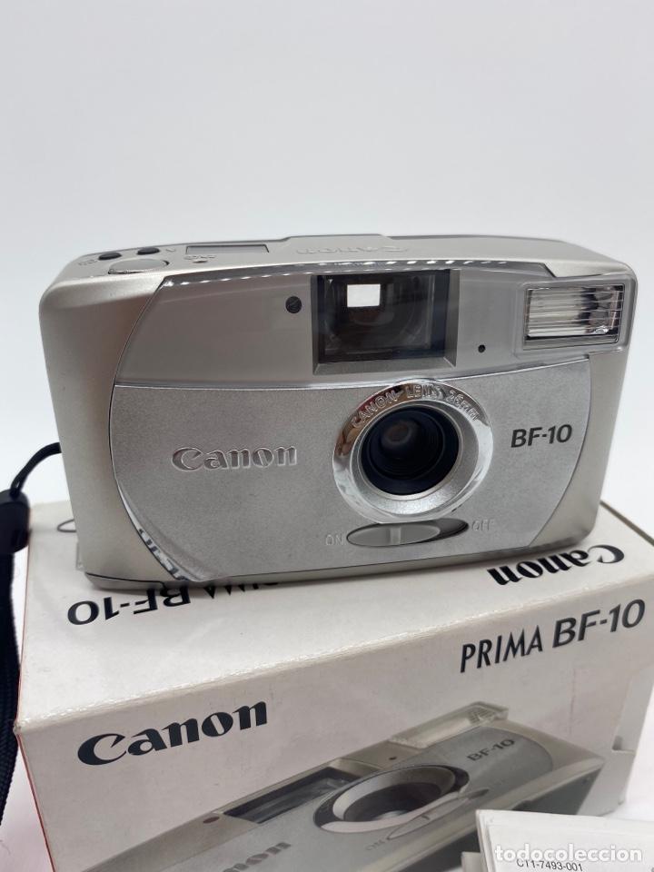 Cámara de fotos: Cámara de carrete Canon Prima BF-10 - Foto 2 - 282591818