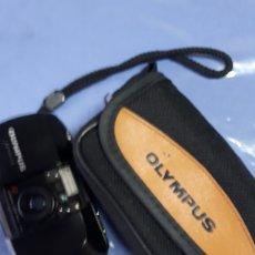 Câmaras de fotos: OLYMPUS U MJU L FUNCIONANDO. Lote 284058458