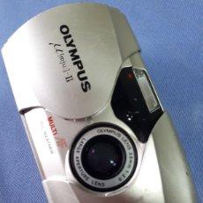 Câmaras de fotos: OLYMPUS U MJU LL FUNCIONANDO. Lote 284058568