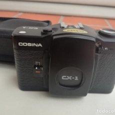 Câmaras de fotos: CAMARA FOTOGRAFICA ANTIGUA COSINA CX-1 EN MUY BUEN ESTADO, FUNCIONANDO. Lote 284655823