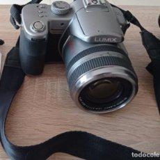 Cámara de fotos: PANASONIC DMC-FZ50EB-K - CÁMARA DIGITAL COMPACTA 10.1 MP. Lote 285117478