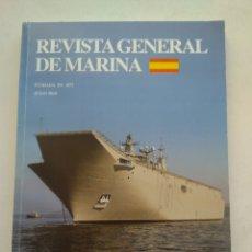 Cámara de fotos: REVISTA GENERAL DE MARINA JULIO.2010. Lote 297122088