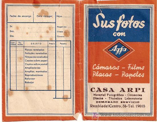 Cámara de fotos: 30 ANTIGUOS PORTANEGATIVOS FOTOGRÁFICOS - Foto 12 - 27519976