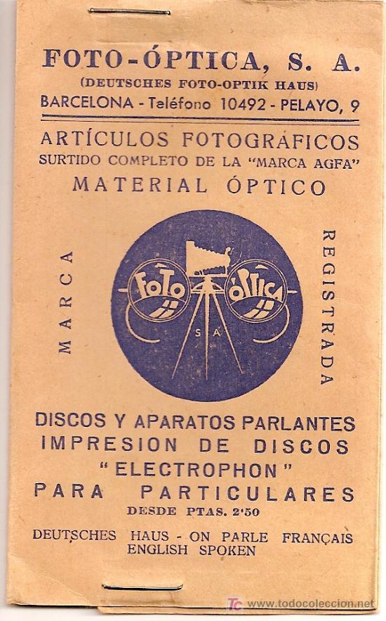 Cámara de fotos: 30 ANTIGUOS PORTANEGATIVOS FOTOGRÁFICOS - Foto 24 - 27519976