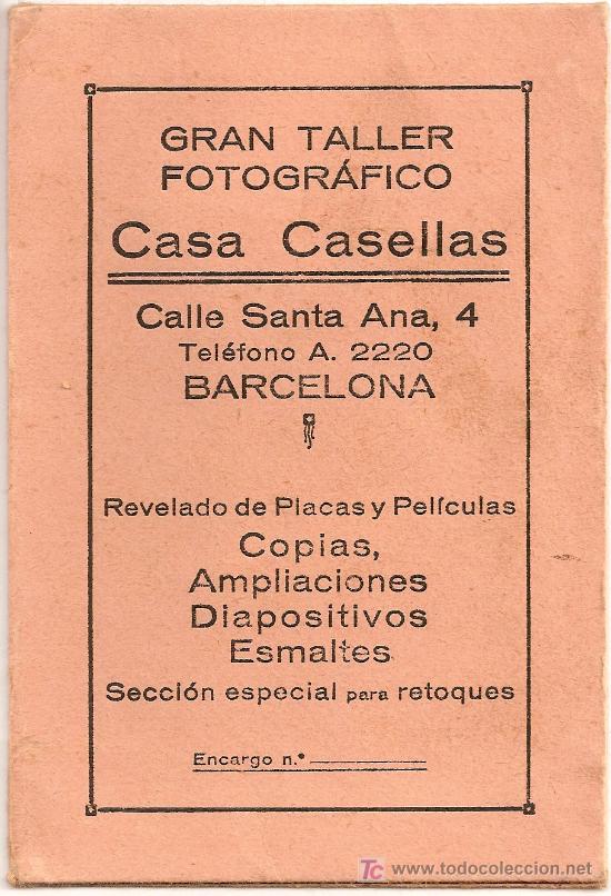 Cámara de fotos: 30 ANTIGUOS PORTANEGATIVOS FOTOGRÁFICOS - Foto 35 - 27519976