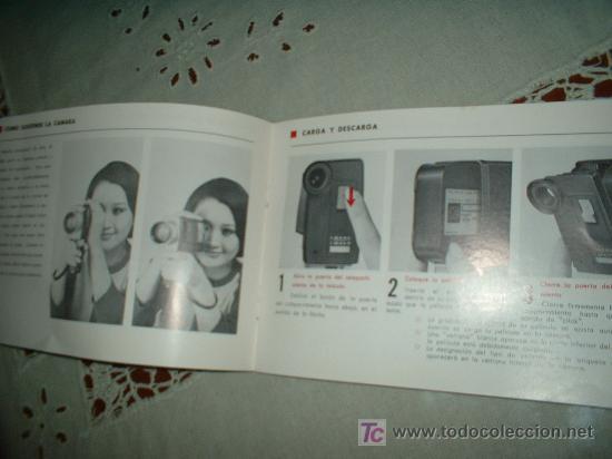 Cámara de fotos: manual de instruciones de minolta - Foto 3 - 26378297
