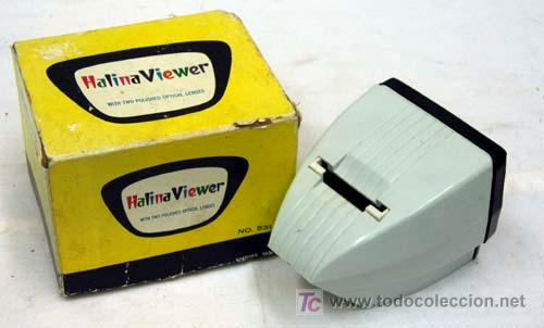 Cámara de fotos: Visor de diapositivas Halina Viewer - Foto 2 - 6502667