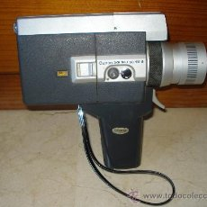 Cámara de fotos: CANON ZOOM 518-2 SUPER 8. Lote 9052444