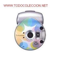 Fotokamera - Cámara para el Sistema Avanzado de Fotografía APS. Lente Fujinon; 22mm, f/8; de 2 componentes y 2 el - 26478186