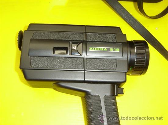 Cámara de fotos: camara de video 8mm KOHKA 218 - Foto 2 - 10116542