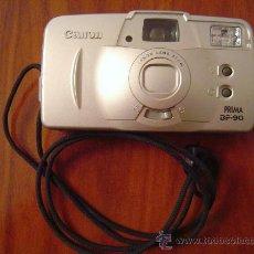 Cámara de fotos: CAMARA DE FOTOS CANON PRIMA BF.90, CON FLAX INCORPORADO, DE CARRETE, ACOPLE PARA TRIPODE.. Lote 10949490