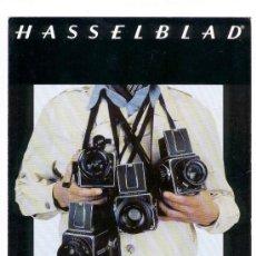 Cámara de fotos: FOLLETO PUBLICITARIO HASSELBLAD 1980. Lote 26658204