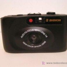 Cámara de fotos: CAMARA FOTOGRAFICA 50 MM - AUTO FOCUS FIJO - 1:6 . Lote 23867976
