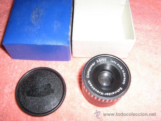 PARA AMPLIADORA, ROSCA M39 MM. COMPONAR 3,5 DE 50 MM (Cámaras Fotográficas - Otras)