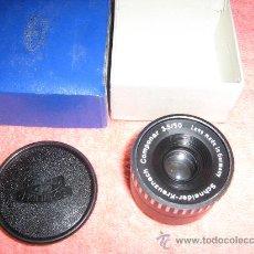 Cámara de fotos: PARA AMPLIADORA, ROSCA M39 MM. COMPONAR 3,5 DE 50 MM. Lote 27441440