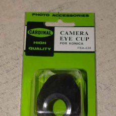 Cámara de fotos - Cardinal Camera eye cup for Konica. - 12401000