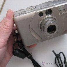 Cámara de fotos: CAMARA DIGITAL AÑO 2000, CANON POWER SHOT S20, MUY BUENA.. Lote 25281360