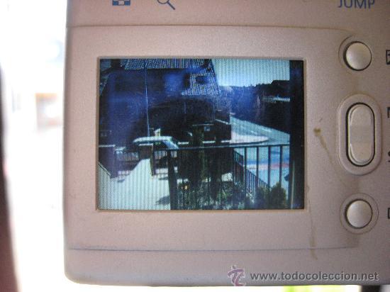 Cámara de fotos: CAMARA DIGITAL AÑO 2000, CANON POWER SHOT S20, MUY BUENA. - Foto 6 - 25281360
