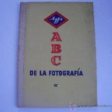 Cámara de fotos: AGFA ABC DE LA FOTOGRAFIA (AÑOS 40) - DR. H.G. WANDELT. Lote 25474295